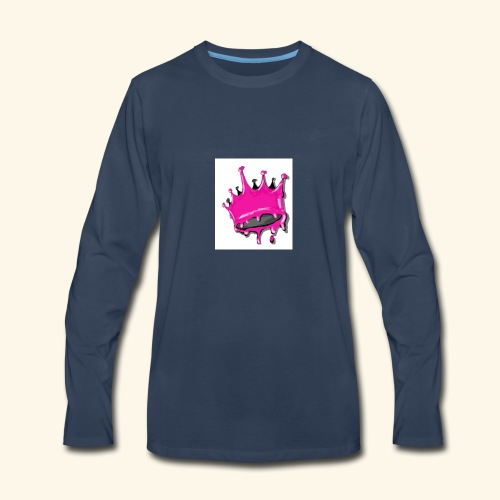 QUEENSETAPART! - Men's Premium Long Sleeve T-Shirt