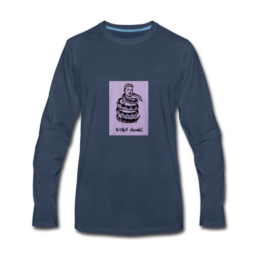 stay gone - Men's Premium Long Sleeve T-Shirt