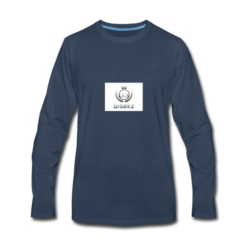 Sisekz - Men's Premium Long Sleeve T-Shirt