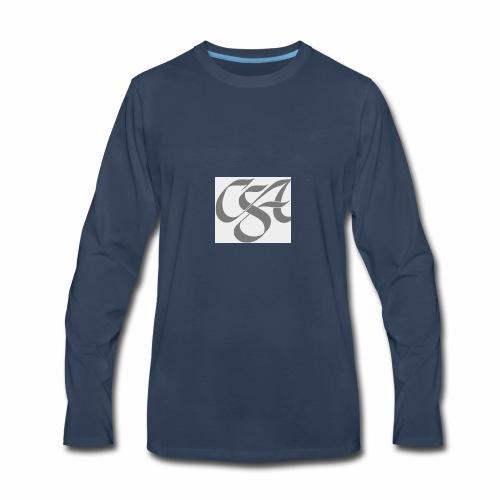 Csa - Men's Premium Long Sleeve T-Shirt