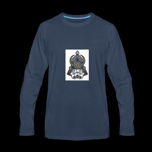 For Honor Samurai Trooper - Men's Premium Long Sleeve T-Shirt