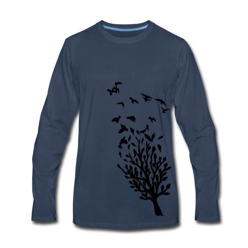 Birdtreexl - Men's Premium Long Sleeve T-Shirt