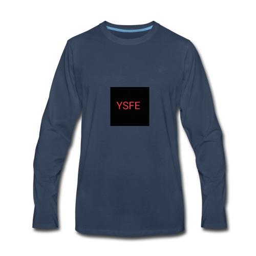 Ysfe - Men's Premium Long Sleeve T-Shirt