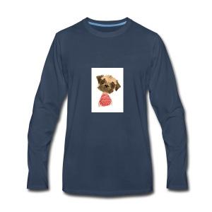 Doggy lover - Men's Premium Long Sleeve T-Shirt