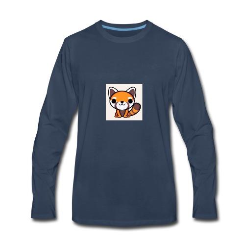 RedPandaPlayz17 - Men's Premium Long Sleeve T-Shirt