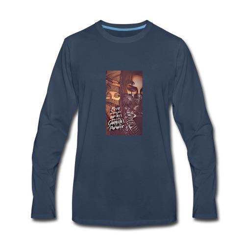 $avage$ - Men's Premium Long Sleeve T-Shirt