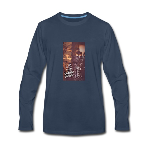 $avage$ - Men's Premium Long Sleeve T-Shirt