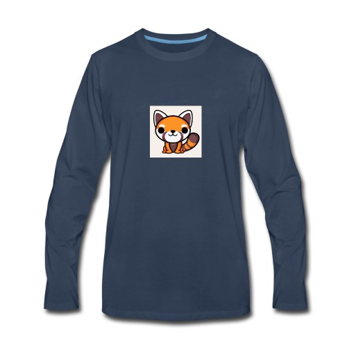 RedPandaPlayz17 - Men's Premium Long Sleeve T-Shirt