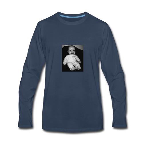 Undead Baby - Men's Premium Long Sleeve T-Shirt