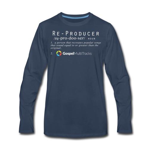 Reproducer Shirt - Men's Premium Long Sleeve T-Shirt