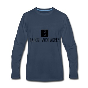 Baloni Woodworks - Men's Premium Long Sleeve T-Shirt