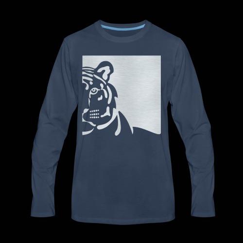 White tiger - Men's Premium Long Sleeve T-Shirt