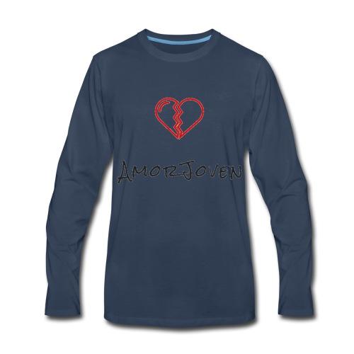 AmorJoven - Men's Premium Long Sleeve T-Shirt