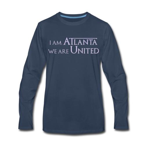 IamAtlanta - Men's Premium Long Sleeve T-Shirt