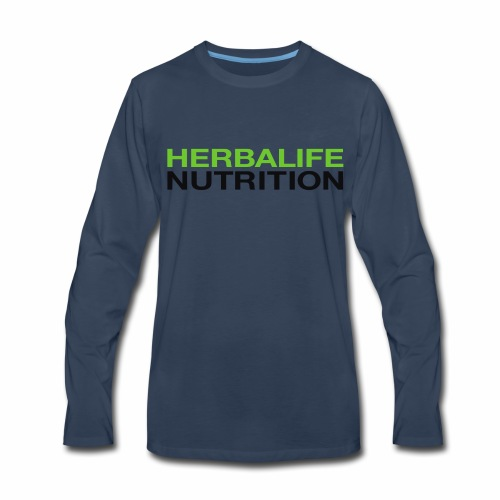 HL Nutrition - Men's Premium Long Sleeve T-Shirt