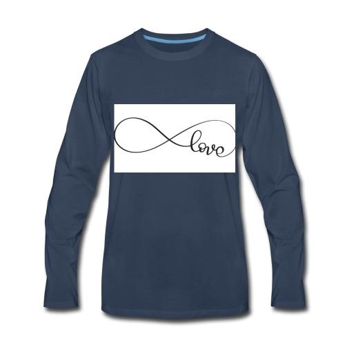 D13ECB76 6367 4B92 B7A5 11649F97176F - Men's Premium Long Sleeve T-Shirt
