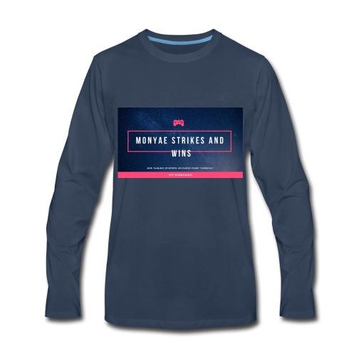 20180929 112510 0001 - Men's Premium Long Sleeve T-Shirt