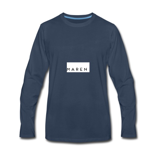 maren - Men's Premium Long Sleeve T-Shirt