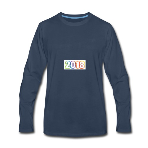 People need to wear warm and comfortable clothes. - Men's Premium Long Sleeve T-Shirt