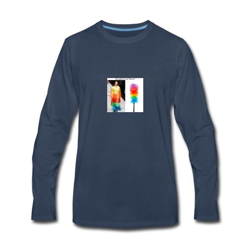 plumero - Men's Premium Long Sleeve T-Shirt