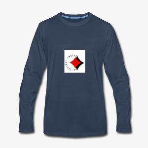 DecentClothesCo - Men's Premium Long Sleeve T-Shirt