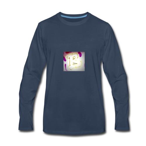 graffiti Beatz - Men's Premium Long Sleeve T-Shirt