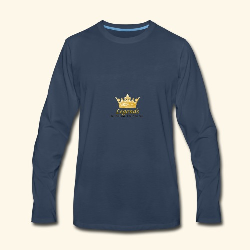 Royal Legends - Men's Premium Long Sleeve T-Shirt