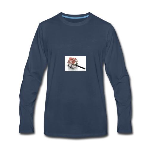 inspection - Men's Premium Long Sleeve T-Shirt