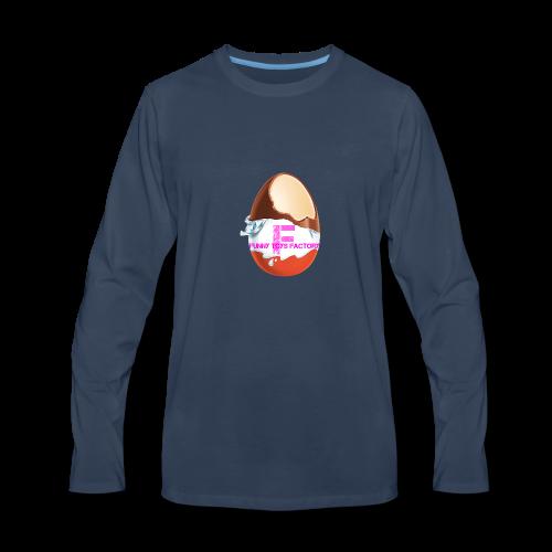 Funny Toys Factory - Men's Premium Long Sleeve T-Shirt