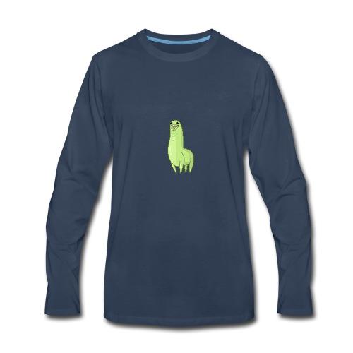 Futurellama 2000000 - Men's Premium Long Sleeve T-Shirt