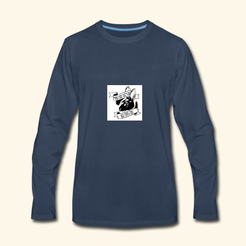 Elusive Rabbit - Men's Premium Long Sleeve T-Shirt