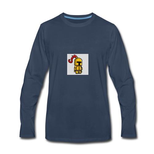 KNIGHT SHIRT - Men's Premium Long Sleeve T-Shirt