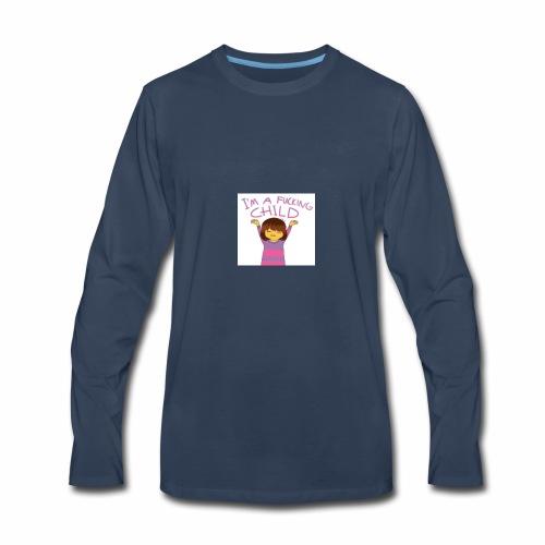 4DB1C517 6B18 403D B61E 6BC99325F9D1 - Men's Premium Long Sleeve T-Shirt