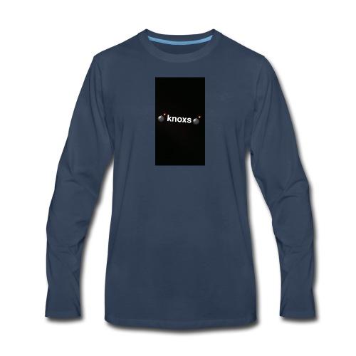 knox - Men's Premium Long Sleeve T-Shirt