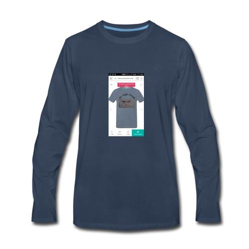 Screenshot 2017 04 26 11 07 11 - Men's Premium Long Sleeve T-Shirt