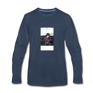 Clothes For Akif Abdoulakime - Men's Premium Long Sleeve T-Shirt