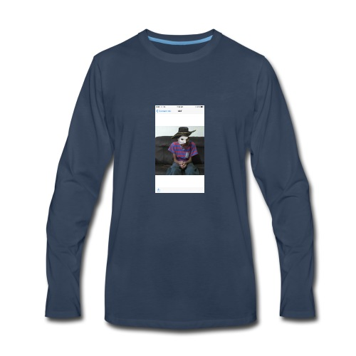 Clothes For Akif Abdoulakime - Men's Premium Long Sleeve T-Shirt
