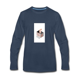 Ocube - Men's Premium Long Sleeve T-Shirt