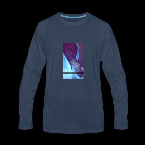 Y'all Too Poor - Men's Premium Long Sleeve T-Shirt