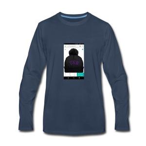 TSN beanie - Men's Premium Long Sleeve T-Shirt