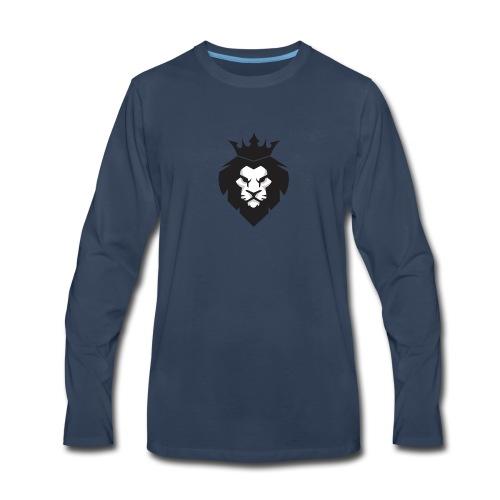 lion case - Men's Premium Long Sleeve T-Shirt