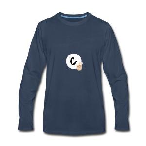 The Daily - Men's Premium Long Sleeve T-Shirt