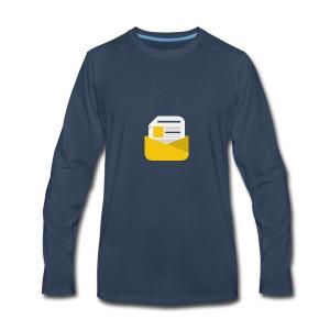 newsletter - Men's Premium Long Sleeve T-Shirt