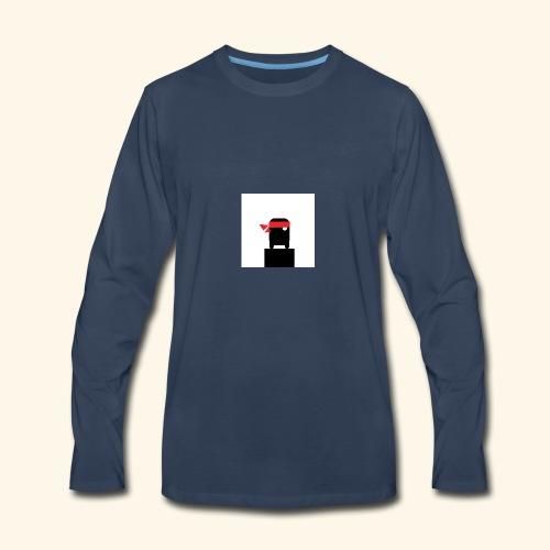 Ninja - Men's Premium Long Sleeve T-Shirt
