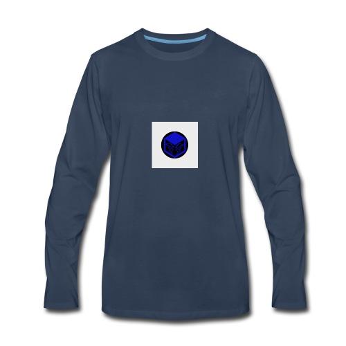 New Logo - Men's Premium Long Sleeve T-Shirt