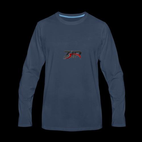 ZIP - Men's Premium Long Sleeve T-Shirt