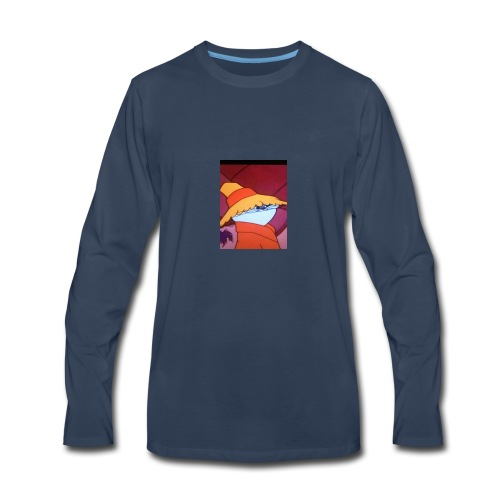 wtf - Men's Premium Long Sleeve T-Shirt
