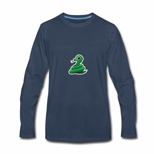 True Snake - Men's Premium Long Sleeve T-Shirt
