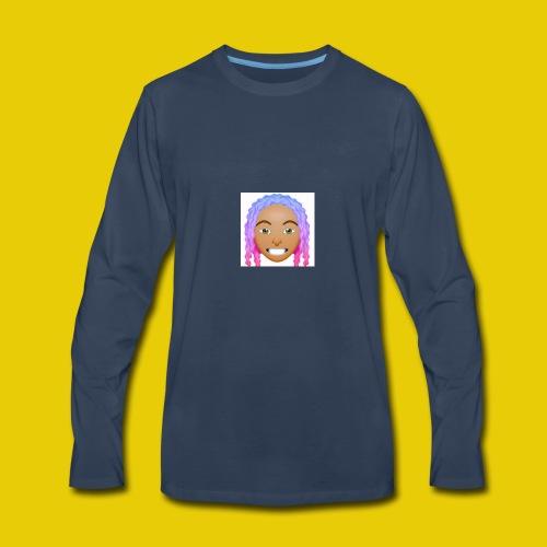 goofy louie - Men's Premium Long Sleeve T-Shirt