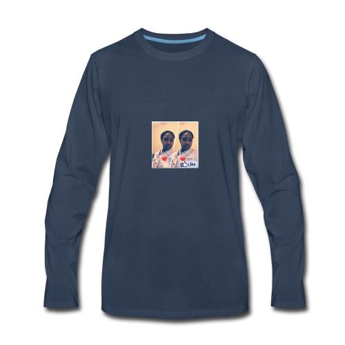 Myriah Hunt - Men's Premium Long Sleeve T-Shirt
